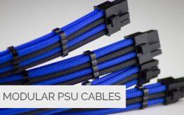 Modular PSU Cables