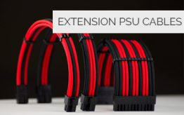 Extensions PSU Cables